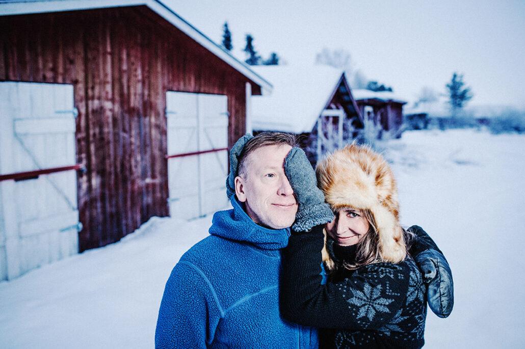 ICEHOTEL #30 / 2019 / CLEAR WATER / Niklas Byman / AnnaSofia Mååg