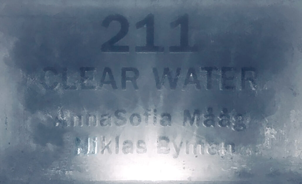 ICEHOTEL #30 / 2019 / CLEAR WATER / 211